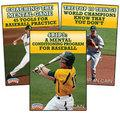 Brian Cain's Mental Training for Baseball 3-Pack